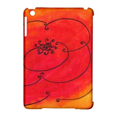 Flower Apple Ipad Mini Hardshell Case (compatible With Smart Cover) by snowwhitegirl