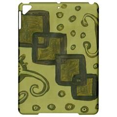 Four Squares Apple Ipad Pro 9 7   Hardshell Case
