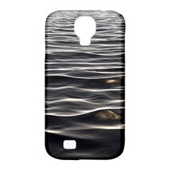 Texture Background Water Samsung Galaxy S4 Classic Hardshell Case (pc+silicone) by Celenk