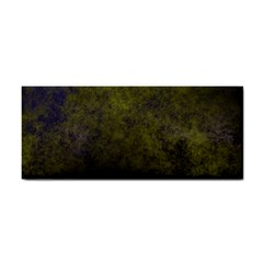 Green Background Texture Grunge Cosmetic Storage Cases by Celenk