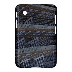Ducting Construction Industrial Samsung Galaxy Tab 2 (7 ) P3100 Hardshell Case  by Celenk