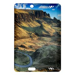 Nature Landscape Mountains Outdoor Amazon Kindle Fire Hd (2013) Hardshell Case by Celenk
