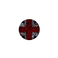 Union Jack Flag Uk Patriotic 1  Mini Buttons by Celenk