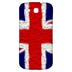 Union Jack Flag National Country Samsung Galaxy S3 S Iii Classic Hardshell Back Case by Celenk