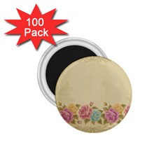 Shabby Country 1 75  Magnets (100 Pack)  by 8fugoso