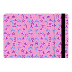 Pink Star Blue Hats Apple Ipad Pro 10 5   Flip Case by snowwhitegirl