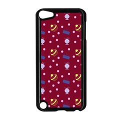 Cakes And Sundaes Red Apple Ipod Touch 5 Case (black) by snowwhitegirl