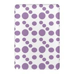 Violet Dots Samsung Galaxy Tab Pro 12 2 Hardshell Case by snowwhitegirl