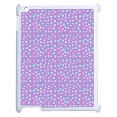 Heart Drops Apple Ipad 2 Case (white) by snowwhitegirl