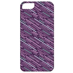 Silly Stripes Apple Iphone 5 Classic Hardshell Case by snowwhitegirl