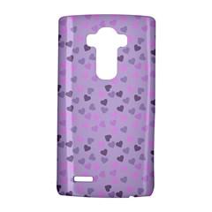 Heart Drops Violet Lg G4 Hardshell Case by snowwhitegirl