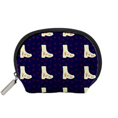 Navy Boots Accessory Pouches (small)  by snowwhitegirl