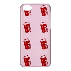 Strawberry Milk Apple Iphone 5c Hardshell Case by snowwhitegirl