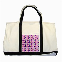 Candy Boots Two Tone Tote Bag by snowwhitegirl