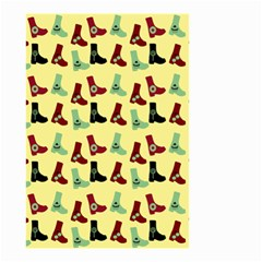 Yellow Boots Small Garden Flag (two Sides) by snowwhitegirl