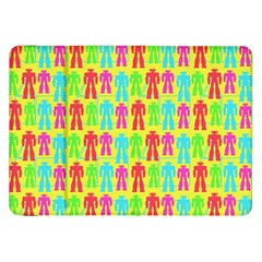Colorful Robots Samsung Galaxy Tab 8 9  P7300 Flip Case by snowwhitegirl