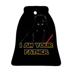 Darth Vader Cat Ornament (bell) by Valentinaart