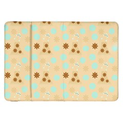 Beige Dress Samsung Galaxy Tab 8 9  P7300 Flip Case by snowwhitegirl