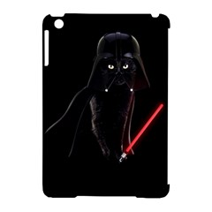 Darth Vader Cat Apple Ipad Mini Hardshell Case (compatible With Smart Cover) by Valentinaart