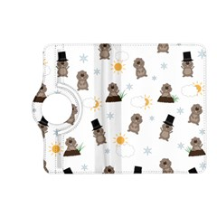 Groundhog Day Pattern Kindle Fire Hd (2013) Flip 360 Case by Valentinaart