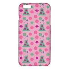 Green Dress Pink Iphone 6 Plus/6s Plus Tpu Case by snowwhitegirl