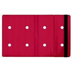 Red Dot Apple Ipad Pro 9 7   Flip Case by snowwhitegirl