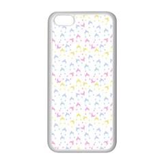 Pastel Hats Apple Iphone 5c Seamless Case (white) by snowwhitegirl