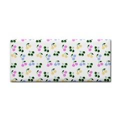 Green Cherries Cosmetic Storage Cases by snowwhitegirl