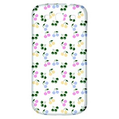 Green Cherries Samsung Galaxy S3 S Iii Classic Hardshell Back Case