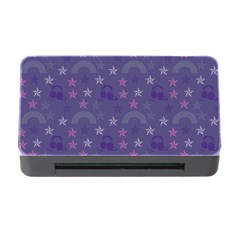 Music Stars Blue Memory Card Reader With Cf by snowwhitegirl