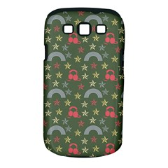Music Stars Grass Green Samsung Galaxy S Iii Classic Hardshell Case (pc+silicone) by snowwhitegirl