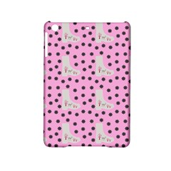 Deer Boots Pink Grey Ipad Mini 2 Hardshell Cases by snowwhitegirl