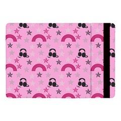 Music Stars Rose Pink Apple Ipad Pro 10 5   Flip Case by snowwhitegirl