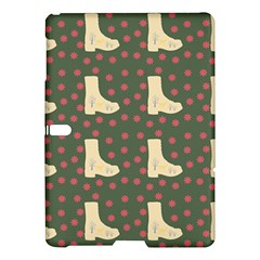 Green Boot Samsung Galaxy Tab S (10 5 ) Hardshell Case