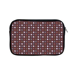 Grey Pink Lilac Brown Eggs On Brown Apple Macbook Pro 13  Zipper Case