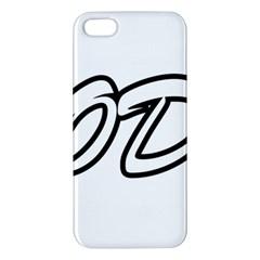 Code White Apple Iphone 5 Premium Hardshell Case by Code