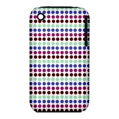Multi White Dots Iphone 3s/3gs