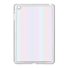 Albino Pinks Apple Ipad Mini Case (white) by snowwhitegirl