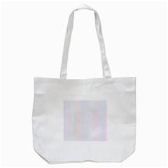 Albino Pinks Tote Bag (white) by snowwhitegirl