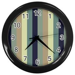 Andy Wall Clocks (black) by snowwhitegirl