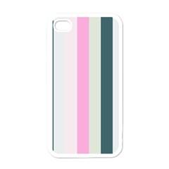 Olivia Apple Iphone 4 Case (white) by snowwhitegirl
