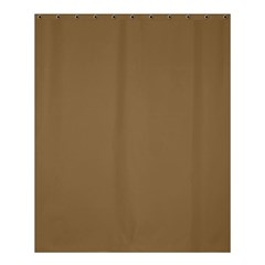 Brownish Shower Curtain 60  X 72  (medium)  by snowwhitegirl
