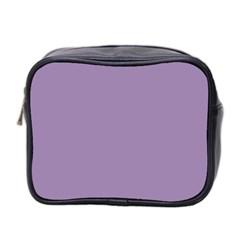 Grape Light Mini Toiletries Bag 2 Side by snowwhitegirl