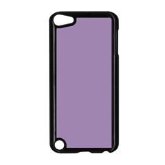 Grape Light Apple Ipod Touch 5 Case (black) by snowwhitegirl