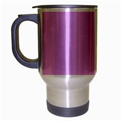 Baby Purple Travel Mug (silver Gray) by snowwhitegirl
