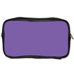 Purple Star Toiletries Bags 2 Side by snowwhitegirl