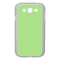 Pistachio Taste Samsung Galaxy Grand Duos I9082 Case (white) by snowwhitegirl