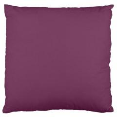 Medium Grape Standard Flano Cushion Case (two Sides) by snowwhitegirl