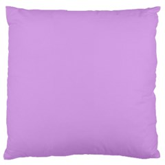Purple Whim Standard Flano Cushion Case (one Side) by snowwhitegirl
