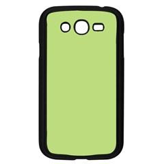 Grassy Green Samsung Galaxy Grand Duos I9082 Case (black) by snowwhitegirl